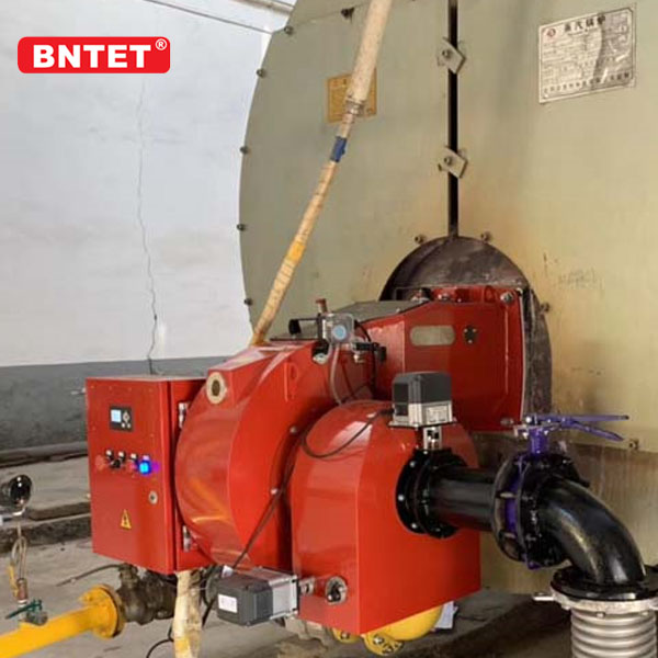 What are the characteristics of ultralow nitrogen boiler burners?